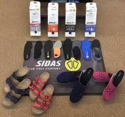 サンダル・パンプス・ヒール・スニーカーなど様々な靴に対応できます